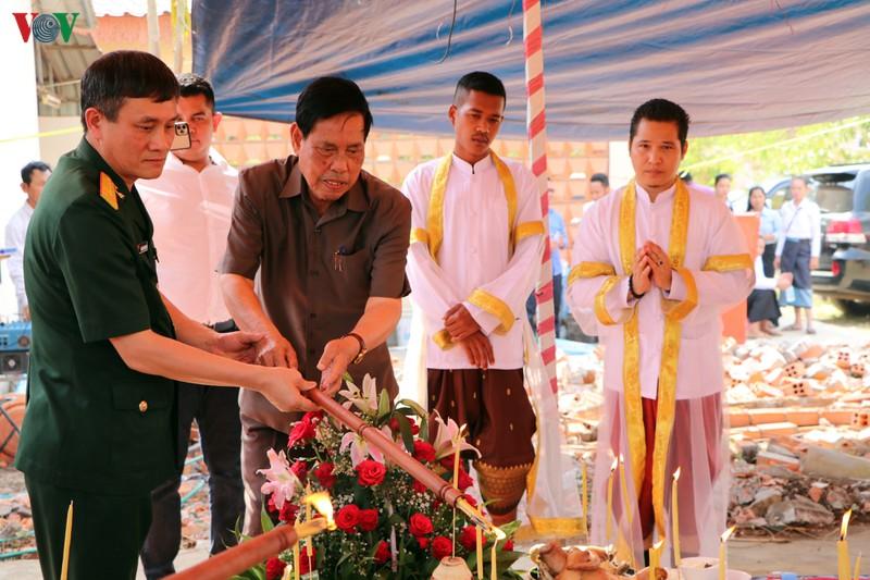 Khoi_cong_xay_dung_Dai_huu_nghi_Viet_Nam_Campuchia_tai_Kampong_Speu