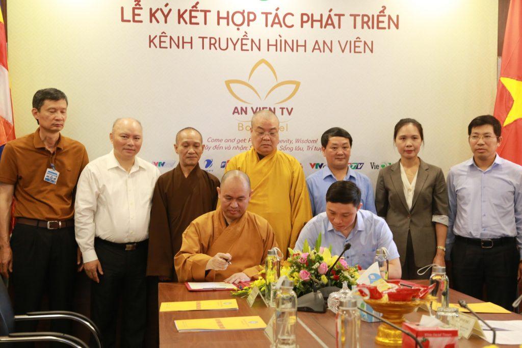 Giao_hoi_Phat_giao_Viet_Nam_tiep_quan_kenh_Truyen_hinh_An_Vien
