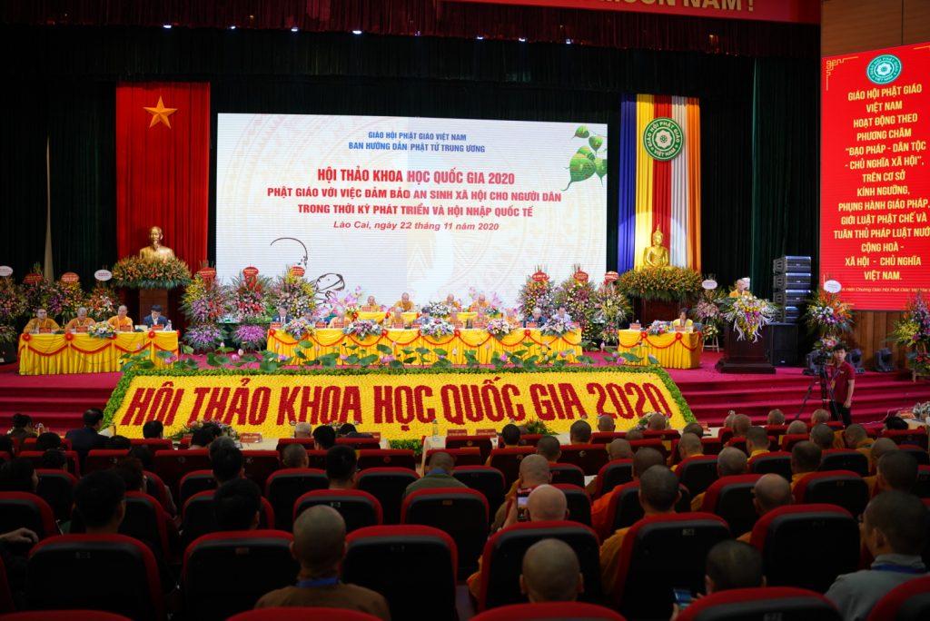 Pho_Truong_ban_Tran_Thi_Minh_Nga_du_Hoi_thao_cua_Phat_giao_ve_dam_bao_an_sinh_xa_hoi_cho_nguoi_dan